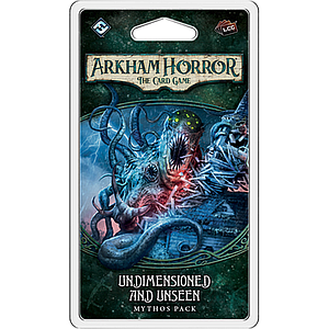 AHC06 Arkham Horror LCG: UNDIMENSIONED AND UNSEEN (诡镇奇谈:卡牌版 无人知晓)