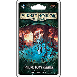 AHC07 Arkham Horror LCG: WHERE DOOM AWAITS (诡镇奇谈:卡牌版 毁灭之地)
