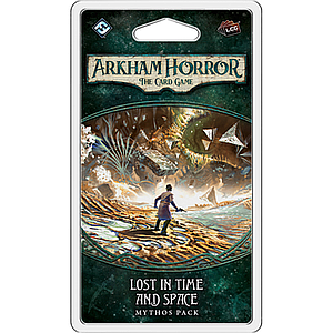 AHC08 Arkham Horror LCG:  LOST IN TIME AND SPACE (诡镇奇谈:卡牌版 迷失时空)