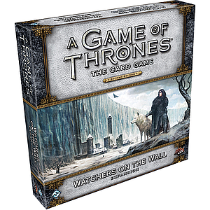 A GAME OF THRONES LCG WATCHERS ON THE WALL (权力的游戏LCG:长城守卫)
