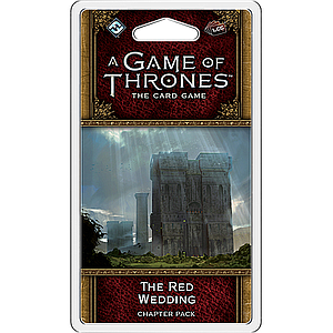 A GAME OF THRONES LCG THE RED WEDDING (权力的游戏LCG:红色婚礼)