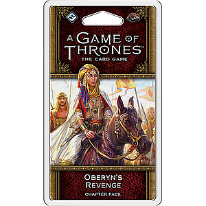 A GAME OF THRONES LCG OBERYN'S REVENGE