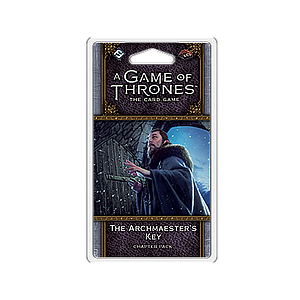 A GAME OF THRONES LCG THE ARCHMAESTER'S KEY (权力的游戏LCG:博士的钥匙)