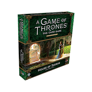 A GAME OF THRONES LCG HOUSE OF THORNS (权力的游戏LCG:荆棘家族)