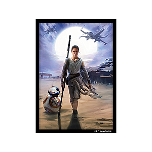 STAR WARS ART SLEEVES: REY (星球大战牌套:蕾伊)