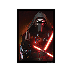STAR WARS ART SLEEVES: KYLO REN (星球大战牌套:凯洛伦)