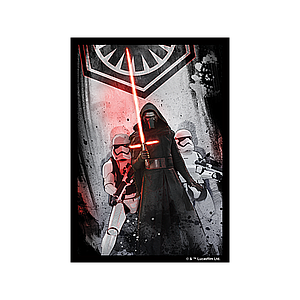 STAR WARS ART SLEEVES: FIRST ORDER (星球大战牌套:第一秩序)