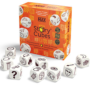 RORY'S STORY CUBES CORE SETS MAX: ORIGINAL (故事小Q 超大版)