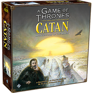 A GAME OF THRONES CATAN (权力的游戏 卡坦)