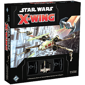 STAR WARS X-WING 2ND EDITION: CORE SET (星球大战 X翼战机 2.0)