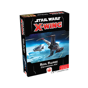STAR WARS X-WING 2ND EDITION: REBEL ALLIANCE CONVERSION KIT (星球大战 X翼战机 2.0:反抗军联盟转换套件)