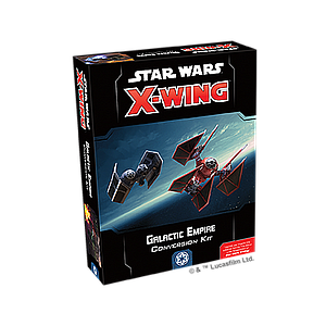 STAR WARS X-WING 2ND EDITION: GALACTIC EMPIRE CONVERSION KIT (星球大战 X翼战机 2.0:银河帝国转换套件)