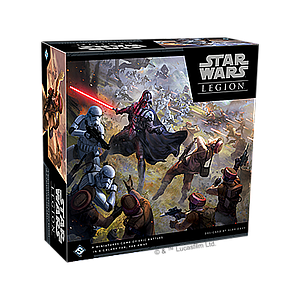 STAR WARS LEGION CORE SET (星球大战:军团)
