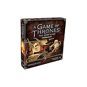 A GAME OF THRONES LCG (2ND EDITION) EN (权力的游戏LCG 第二版 英文版)