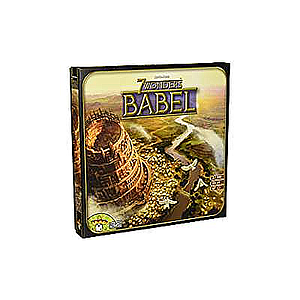 7 WONDERS: BABEL EXPANSION EN (七大奇迹:巴别塔 英文版)