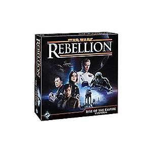 STAR WARS REBELLION: RISE OF THE EMPIRE ENPANSION EN (星球大战 反抗军:帝国崛起 英文版)