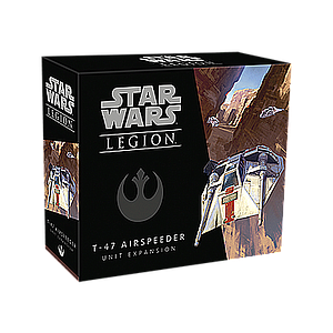 STAR WARS LEGION: T-47 AIRSPEEDER UNIT EXPANSION EN (星球大战 军团:T-47飞行军 英文版)