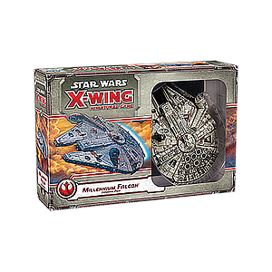 STAR WARS X-WING: MILLENNIUM FALCON EXPANSION PACK EN (星球大战 X翼战机:千年隼号 英文版)