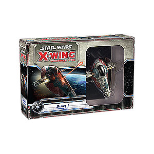 STAR WARS X-WING: SLAVE I EXPANSION PACK EN (星球大战 X翼战机:奴隶I号 英文版)