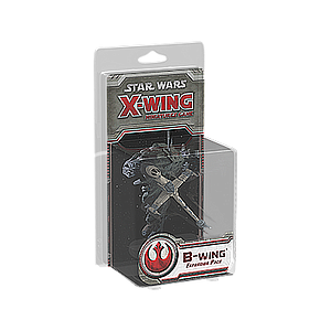 STAR WARS X-WING: B-WING EXPANSION PACK EN (星球大战 X翼战机:B翼战机 英文版)