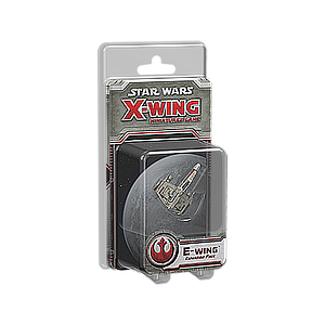 STAR WARS X-WING: E-WING EXPANSION PACK EN (星球大战 X翼战机:E翼战机 英文版)