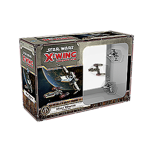 STAR WARS X-WING: MOST WANTED EXPANSION PACK EN (星球大战 X翼战机:悬赏通缉 英文版)
