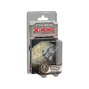 STAR WARS X-WING: PROTECTORATE STARFIGHTER EXPANSION PACK EN (星球大战 X翼战机:保护国战机 英文版)