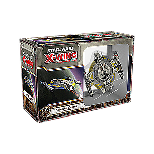 STAR WARS X-WING: SHADOW CASTER EXPANSION PACK EN (星球大战 X翼战机:阴影战机 英文版)