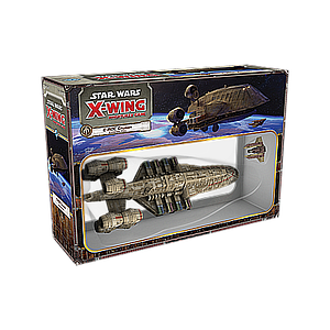 STAR WARS X-WING: C-ROC CRUISER EXPANSION PACK EN (星球大战 X翼战机:C-ROC巡洋舰 英文版)