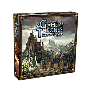 A GAME OF THRONES BOARDGAME 2ND EDITION EN