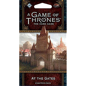 A GAME OF THRONES LCG AT THE GATES (权力的游戏LCG:城门之约)