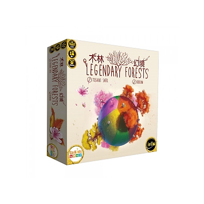 LEGENDARY FORESTS (木林幻境)