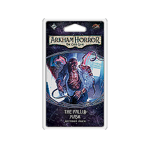 ARKHAM HORROR LCG: THE PALLID MASK MYTHOS PACK (诡镇奇谈 卡牌版:苍白面具)