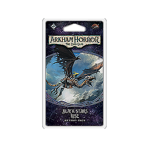 ARKHAM HORROR LCG: BLACK STARS RISE MYTHOS PACK (诡镇奇谈 卡牌版:黑星升起)