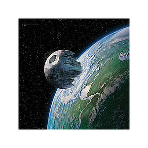 STAR WARS: DEATH STAR II PLAYMAT (星球大战:死星II游戏垫)