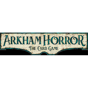 ARKHAM HORROR LCG 2017 INVOCATION EVENT KIT (诡镇奇谈卡牌版2017年奖品包)