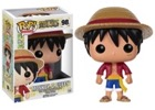 FUNKO POP ANIMATION: ONE PIECE - LUFFY (FUNKO海贼王:路飞)