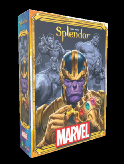SPLENDOR MARVEL (璀璨宝石:漫威)