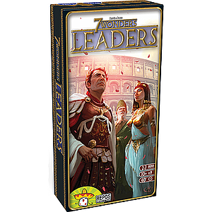 7 WONDERS LEADERS EN (七大奇迹:领袖 英文版)