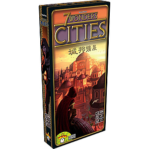 7 WONDERS CITIES (七大奇迹:城邦)