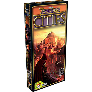 7 WONDERS CITIES EN (七大奇迹:城邦 英文版)