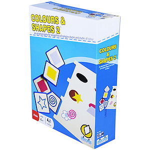 COLOURS&SHAPES 2 EN (形形色色 英文版)