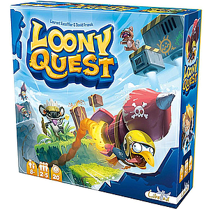LOONY QUEST (怪物仙境)
