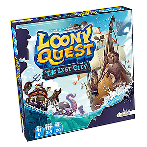 LOONY QUEST LOST CITY (怪物仙境:失落之城)