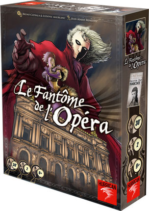 PHANTOM OF THE OPERA (歌剧魅影)